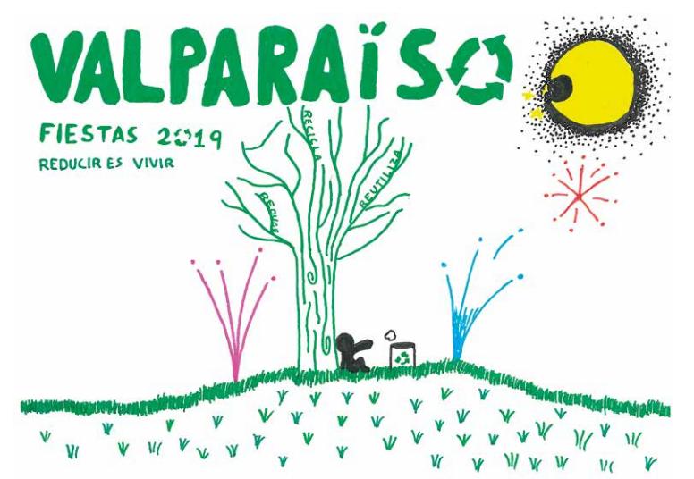 Floranova, patrocinador de las fiestas de Valparaíso y La Legua 2019